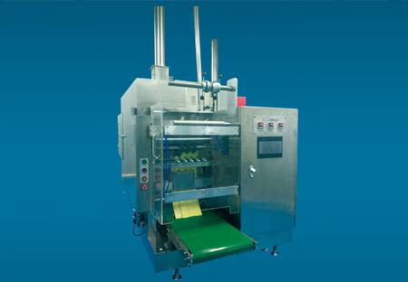 TMJ400型药用涂膜机联线